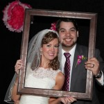 wedding photo booth pic